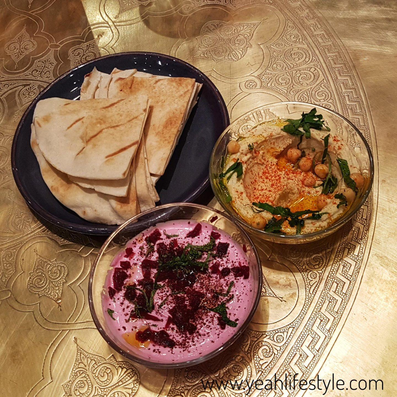 Comptoir-Libanais-Christmas-Menu-Food-Blogger-Manchester-UK-green-tahini