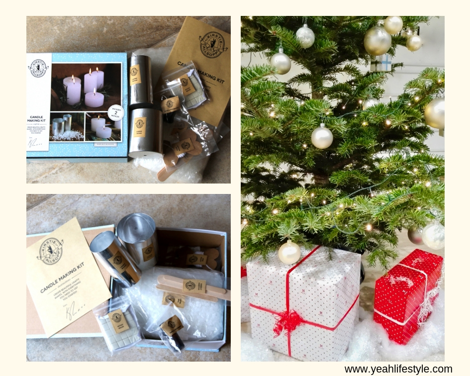 Review of Get Crafty Start Candle Making Kit by Kirstie Allsopp *