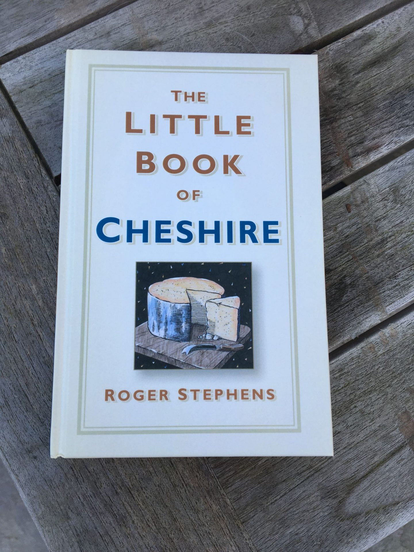 The Little Book of Cheshire Book Review and Competition*