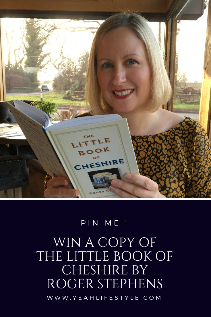 The-Little-Book-of-Cheshire-Review-Competition-Blogger-Roger-Stephens-Pinterest