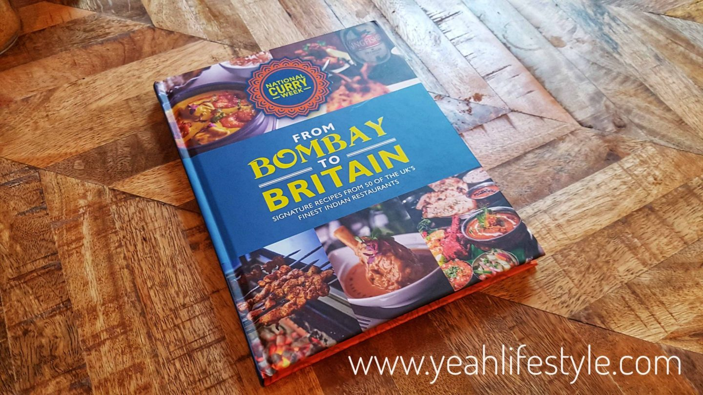 Competition: Curry Recipes from Bombay to Britain Cookbook *