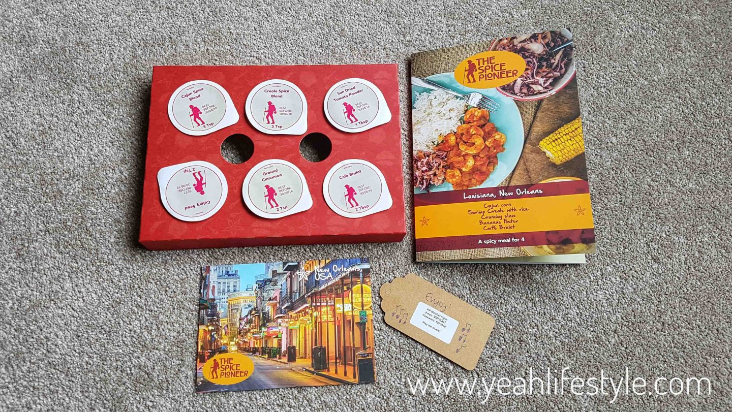 New-Orleans-themed-spice-subscription-box-The-Spice-Pioneers-louisiana