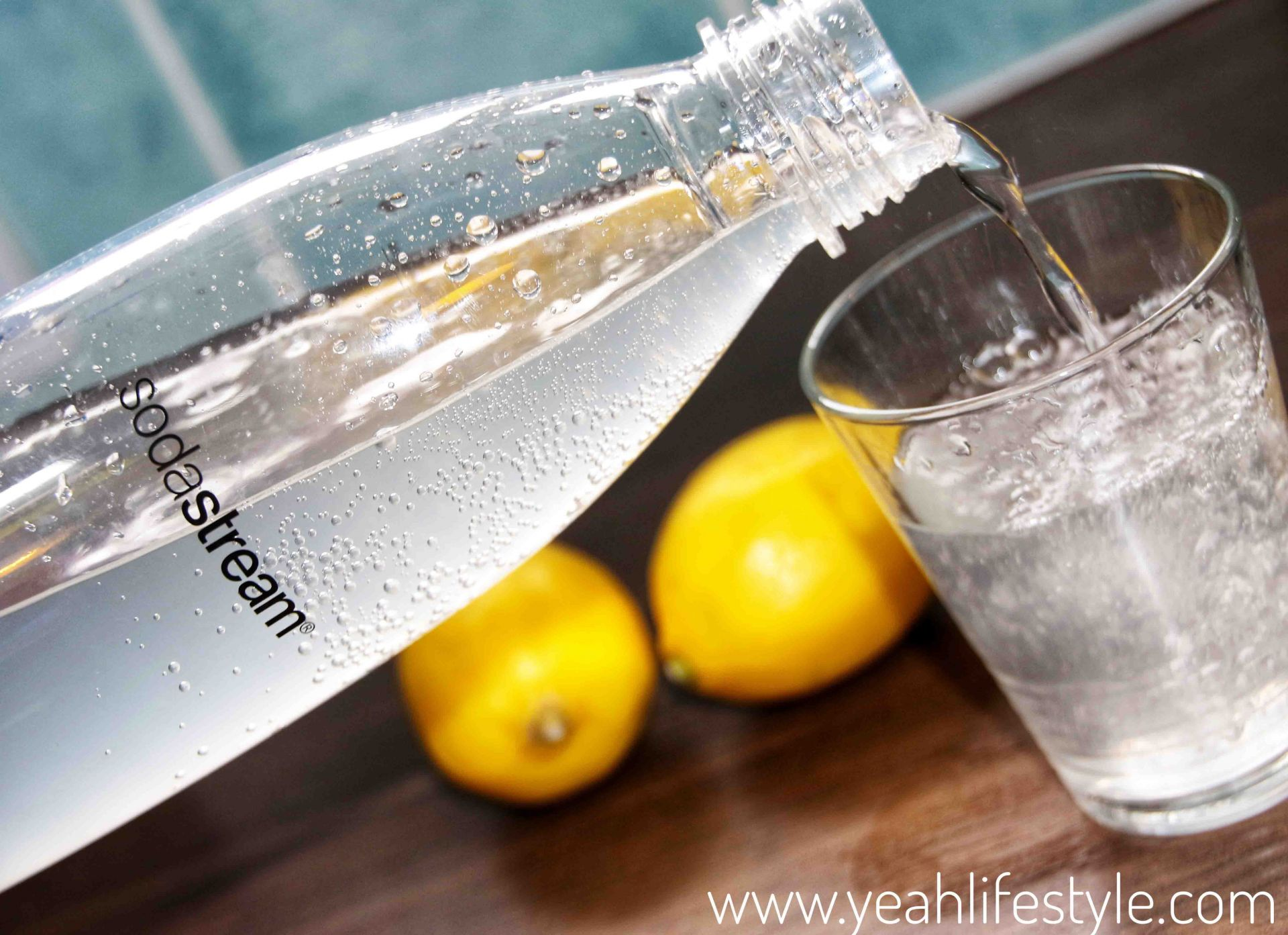 Sodastream Spirit Sparkling Water Maker with Gas Cylinder Megapack